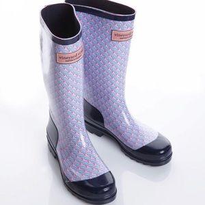 Vineyard Vines classic rain boots!